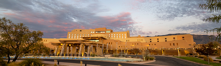 Sandia Resort and Casino exterior