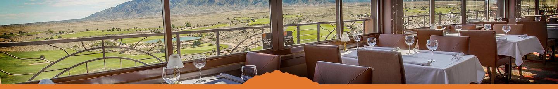 Dining at Sandia Resort and Casino