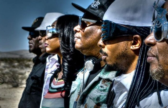 Block Party in concert at Sandia Resort & Casino