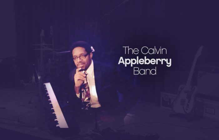 CALVIN APPLEBERRY live in concert
