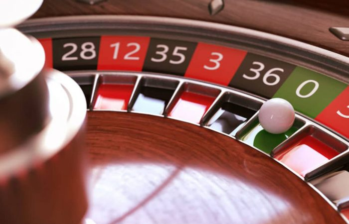 Roulette at Sandia Resort and Casino