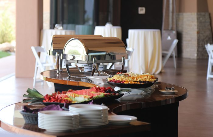 Catering at Sandia Resort and Casino