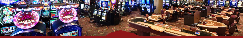 Gaming Floor at Sandia Casino