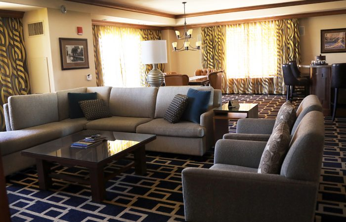 Sandia Resort Super Suite
