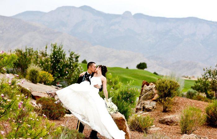 Sandia Wedding Photos