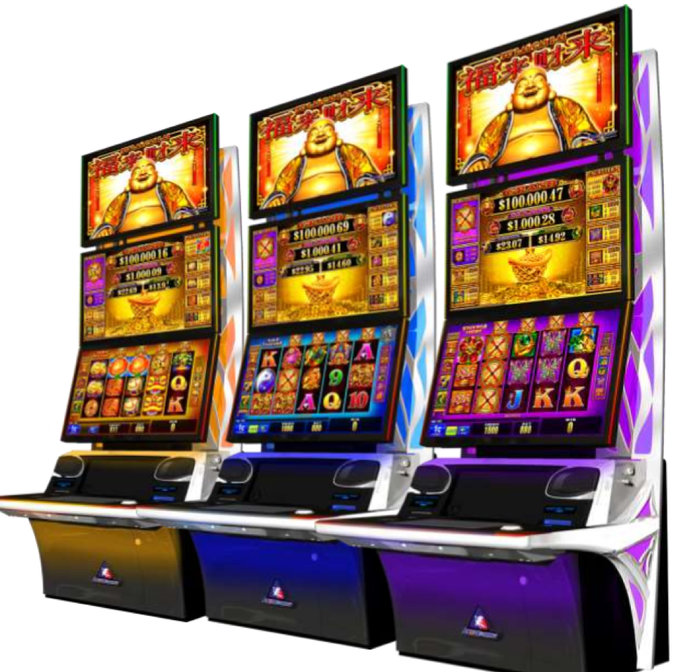 Names Of Slot Machines