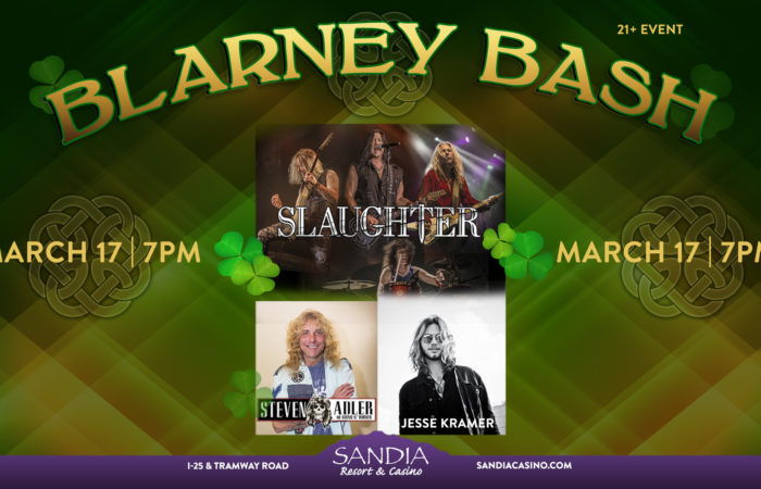 Blarney Bash March 17 Concert