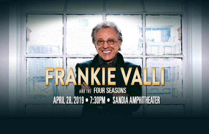 Frankie Valli live in concert