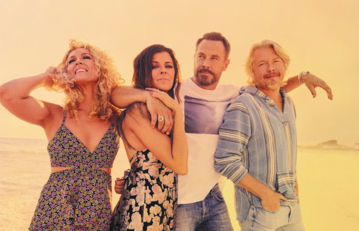 Little Big Town in concert live Albuquerque