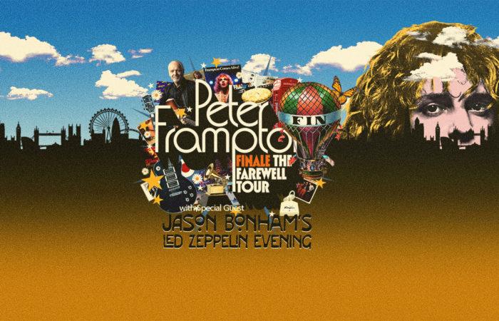 Peter Frampton Legend Concert Albuquerque