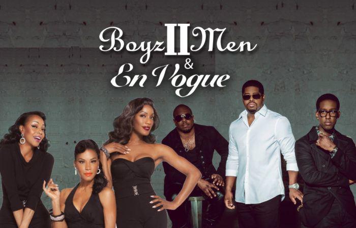 Boyz II Men En Vogue Concert