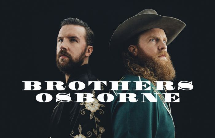 Brothers Osborne Country Concert Live Albuquerque