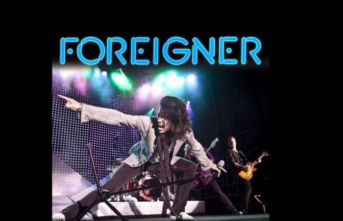 Foreigner Concert Rock Albuquerque