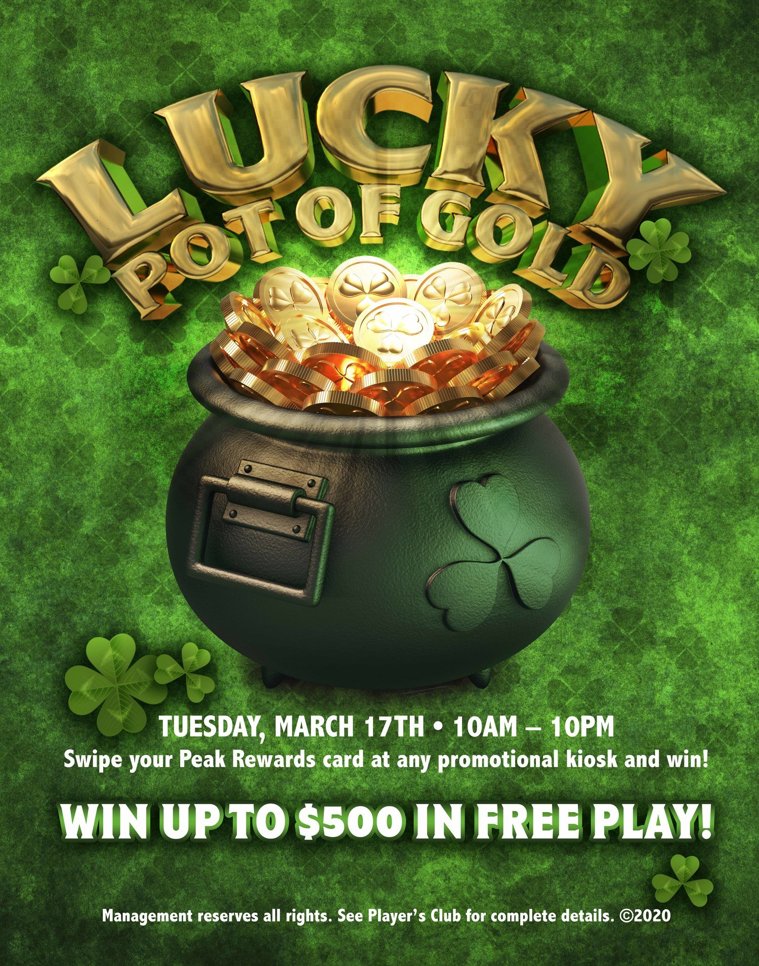 Pot Of Gold Casino