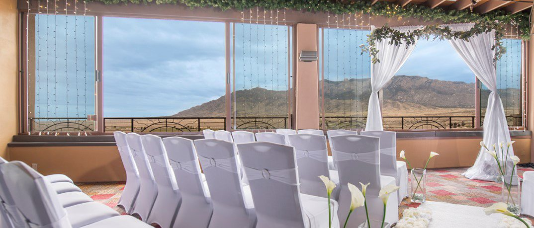 Weddings at Sandia Resort