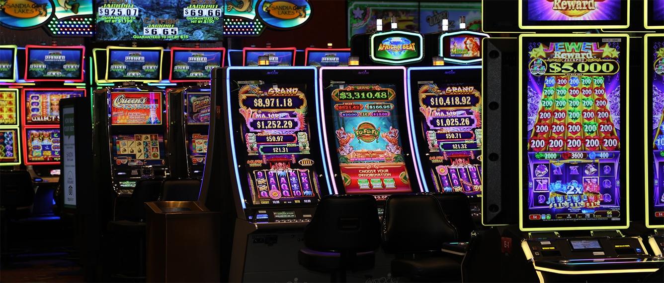 Albuquerque Slot Machines